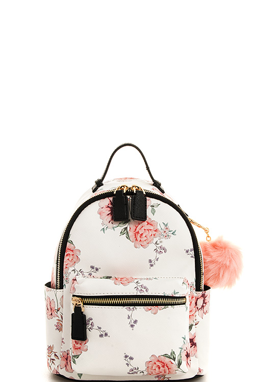 491dcfa2ab47 Cute Princess Pompom Mini Backpack. Home · Flowers · Please upgrade to full  version of Magic Zoom Plus™