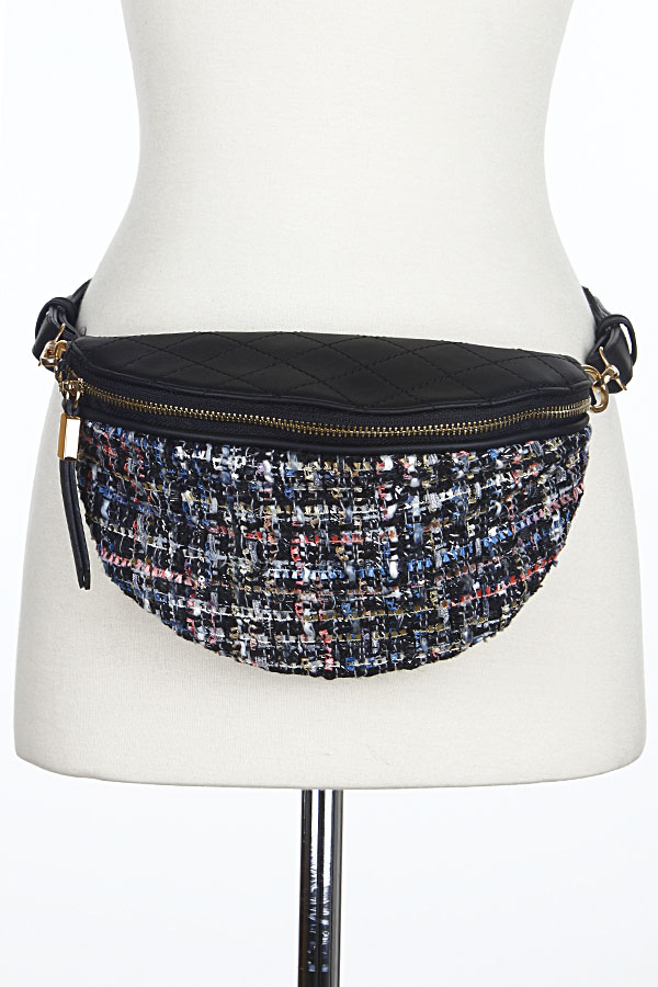 Bpb7090 R Black Fanny Pack Sewing Pattern