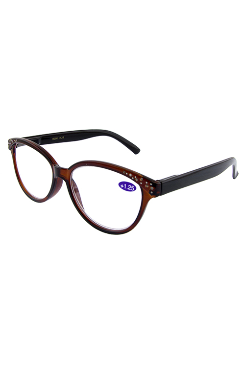 f3abdab8a13 Rhinestone Plastic Premium Reader Glasses. Home · Fashion Jewelry · Eye  Glasses · Please upgrade to full version of Magic Zoom Plus™