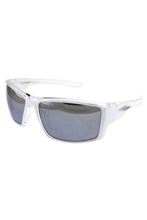 cf72fda4ca ETUN4024 ASSORTED Mens mirrored square plastic classic sunglasses
