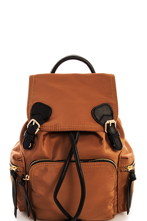 NP2690N-Z TAN Alba Fashion Chic Durable Backpack