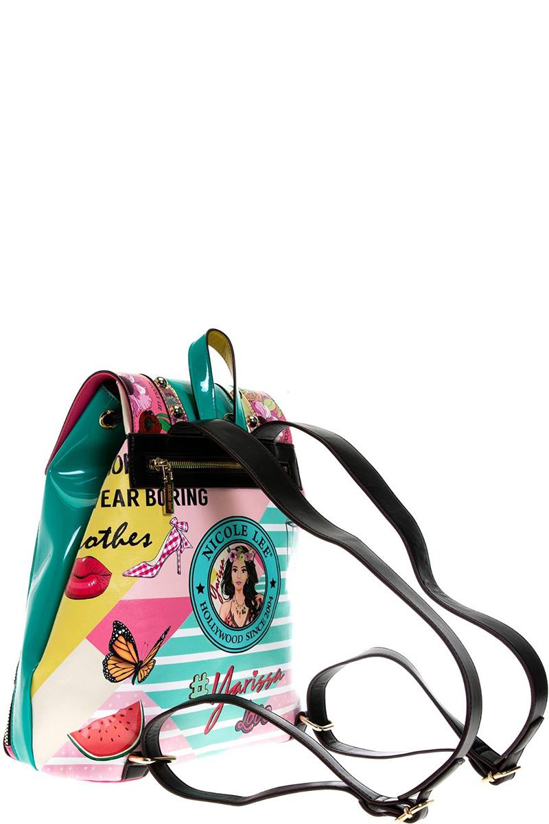 Byar12913 Nk Nicole Lee Yarissa Backpack
