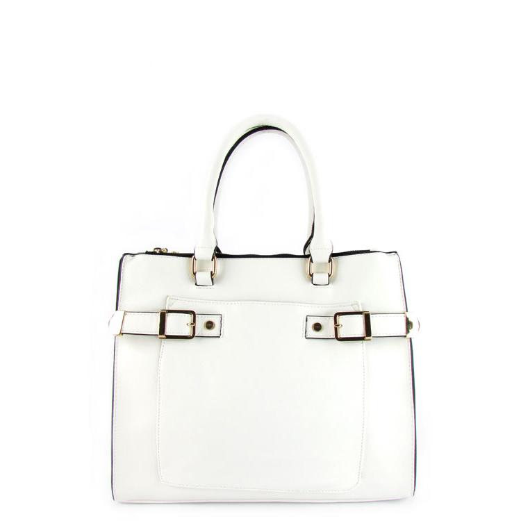 lf1530q white designer tote bag