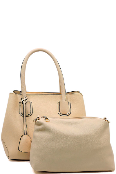 Fashion 2-in-1 Top Handle Satchel