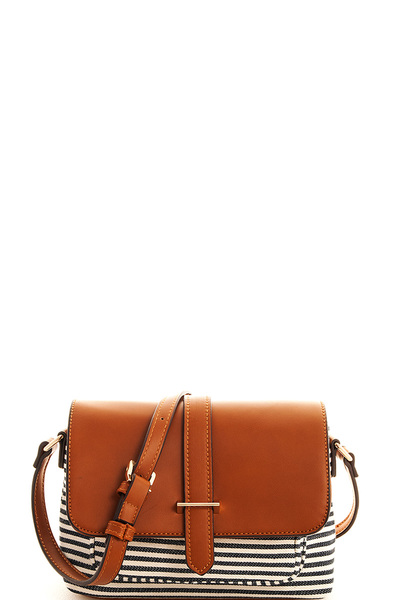 Street Level Designer Crossbody Bag