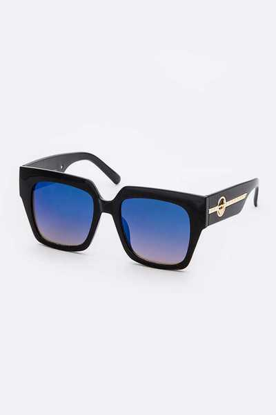 Iconic Temple Square Sunglasses Set