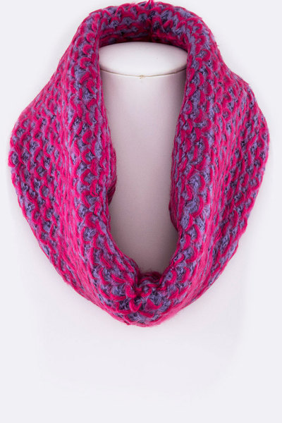 2 Tone Iconic Neck Warmer