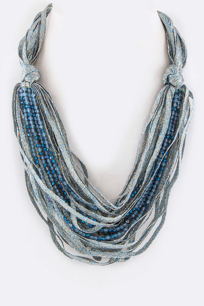 Beads Layer Necklace