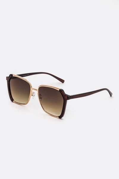 Iconic Square Fashion Sunglasses Set