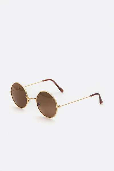 Fashion Round Sunglasses Set