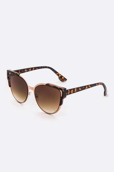 Iconic Cat Eye Sunglasses Set