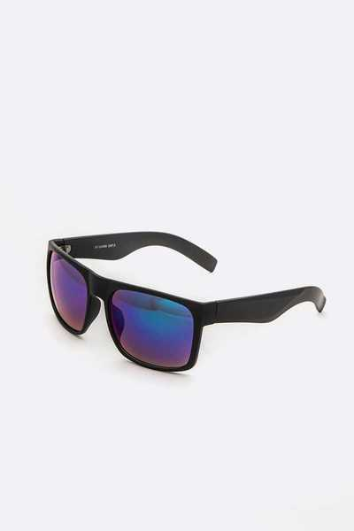 Mirror Tinted Sunglasses