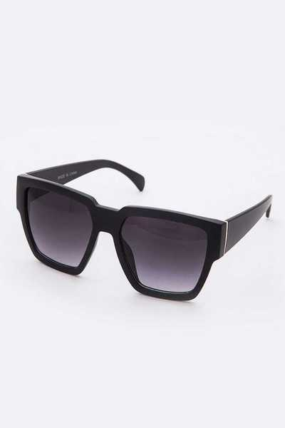 Classic Square Fashion Sunglasses Set