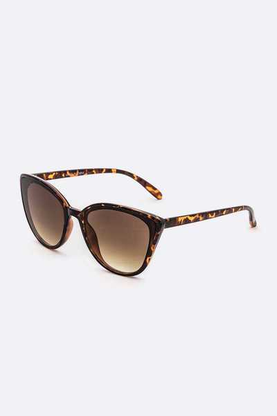 Cat Eye Classic Sunglasses Set