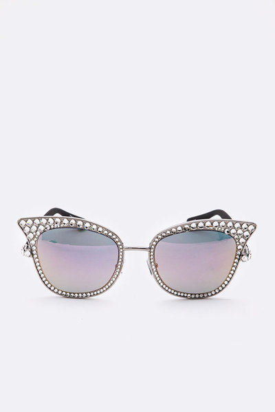 Iconic Austrian Crystal Sunglasses