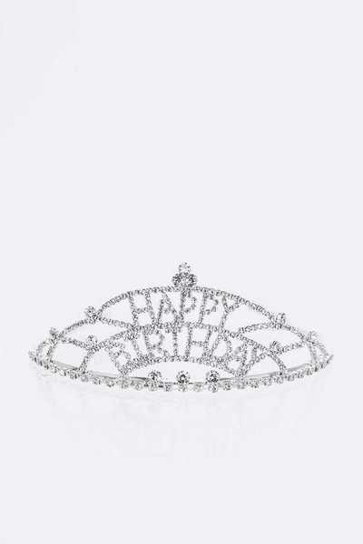 Crystal Birthday Tiara