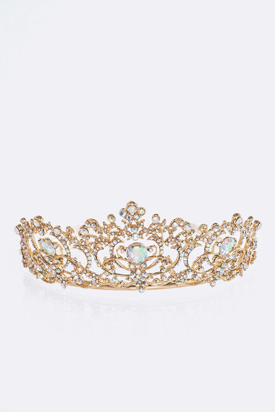 Crystal Fashion Tiara