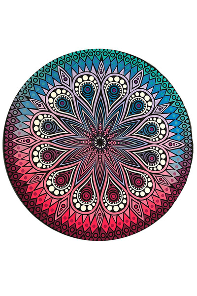 Mandala Indie Convertible Light Weight Throw