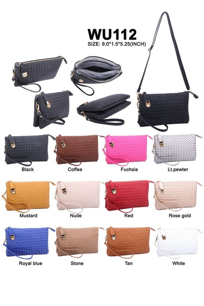 DISCOUNTED VOLUME SALE Trendy Crossbody Bag