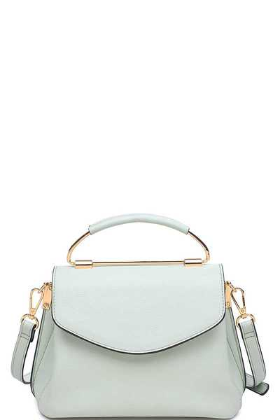 LUXURY HENRIETTA MINI SATCHEL BAG