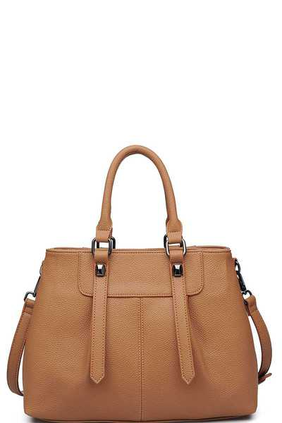 LUXURY AUSTIN SATCHEL BAG