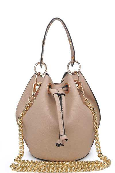 LUXURY SERAPHINA BUCKET BAG