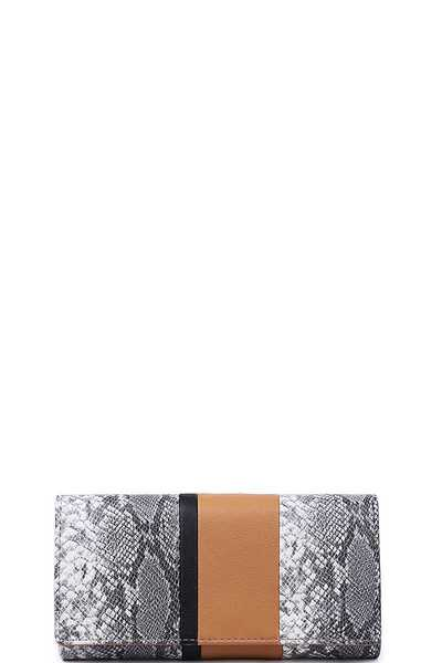 LUXURY BLANCHE WALLET