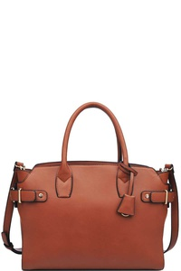 LUXURY LAYNE SATCHEL BAG