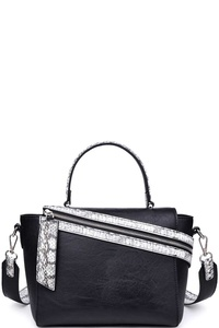 LUXURY PALOMA SATCHEL BAG