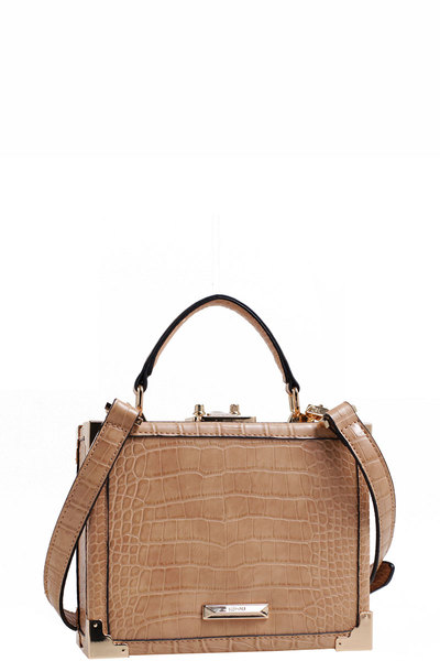 Chic Trendy Square Crossbody Bag
