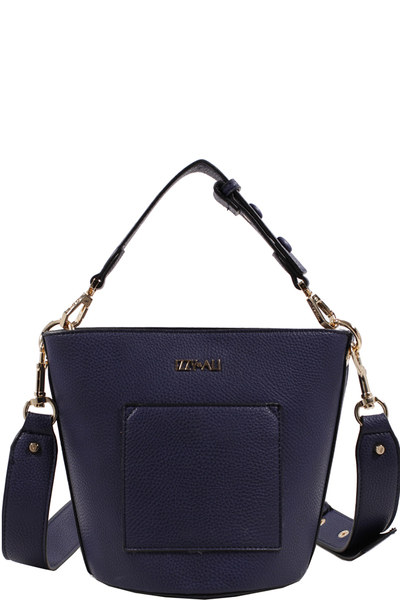 IZZY & ALI Bucket Satchel