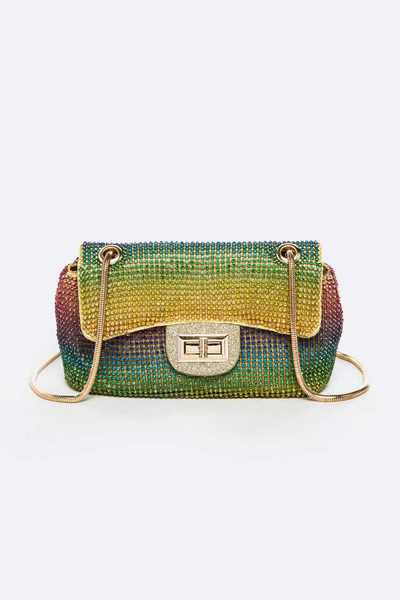 Full Stone Rainbow Mini Bag