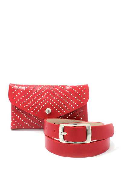 PU LEATHER FANNY PACK BELT