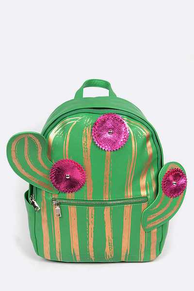 Cactus Iconic Backpack