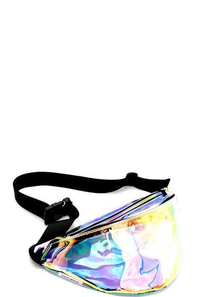 Hologram Clear Fashion Fanny Pack