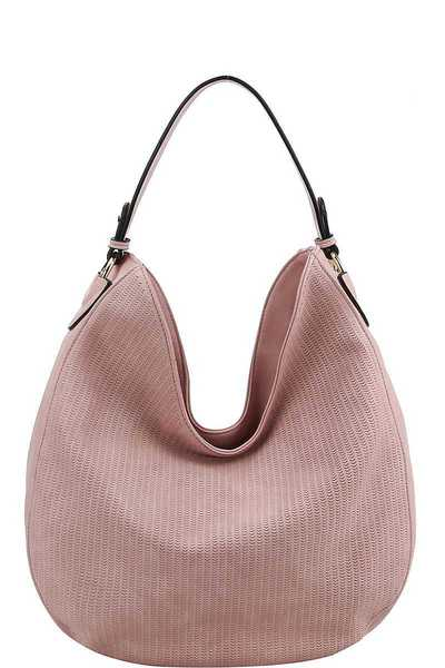 TRENDY STYLISH FASHION HOBO BAG