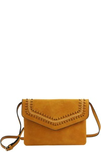 DESIGNER STYLISH ENVELOPE CLUTCH CROSSBODY BAG