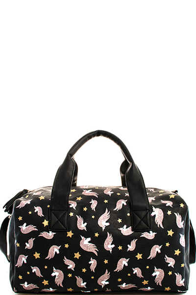 Fashion Over Size Chic Travel Bag