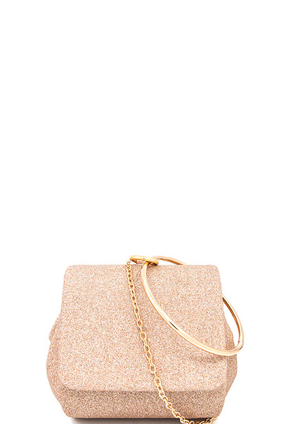 Cute Fashion Princess Evening Clutch with Chain
