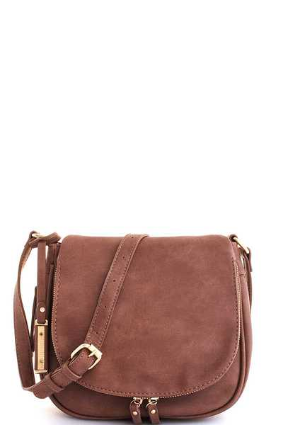 Designer Modern Expandable Crossbody Bag