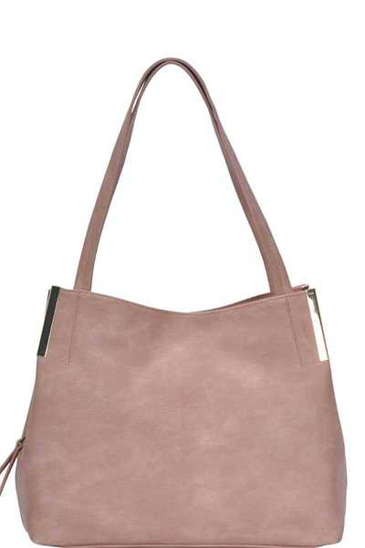 CHIC MODERN SHOULDER HOBO BAG