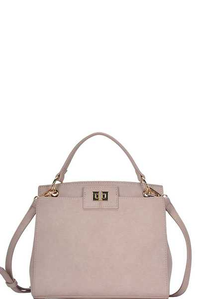 Chic Stylish Cute Satchel With Long Strap