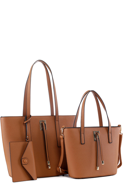 String Accent 3 in 1 Twin Tote Value SET