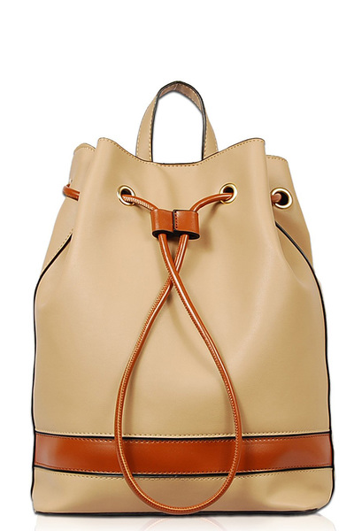 BEKKA DRAWSTRING BUCKET BACKPACK