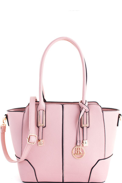 3in1 Fashion Trendy Satchel with Long Strap