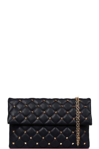 Trendy Fashion Clutch and Cross Body Bag