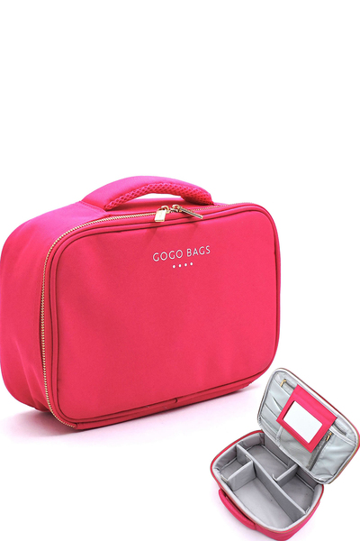Fashion Cosmetic Case Makeup Bag