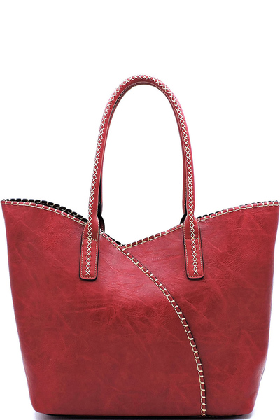 Fashion Stitch 2-in-1 Shopper