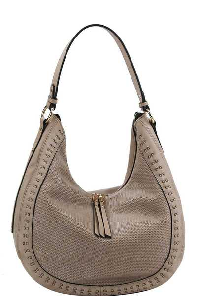 CHIC STYLISH FASHION HOBO BAG WITH LONG STRAP