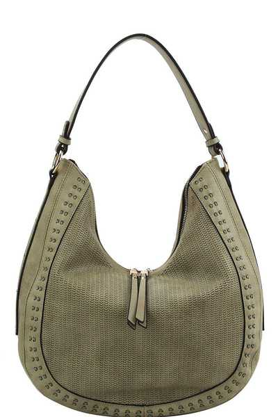 d218d856d607 CHIC STYLISH FASHION HOBO BAG WITH LONG STRAP